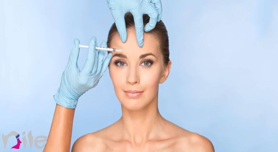 کاربرد تزریق ژل به صورت