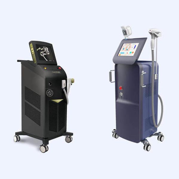 دستگاه های لیزر کل بدن