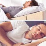 روش استراحت کردن و خوابیدن بعد از کاشت مو
